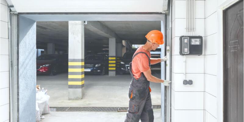 automatic door opener installation - Ed Garage Door Repair Inc