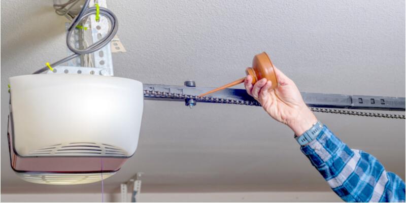 belt drive garage door opener maintenance - Ed Garage Door Repair Inc