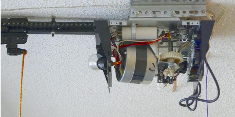 garage door motor repairs - Ed Garage Door Repair Inc
