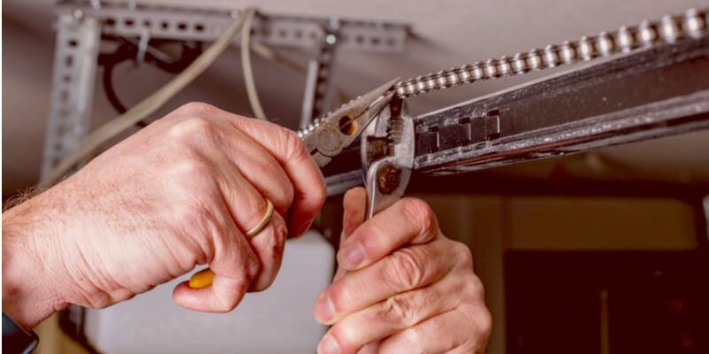 garage door opener maintenance - Ed Garage Door Repair Inc