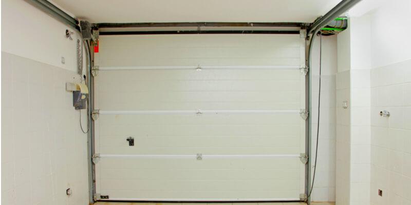garage door without springs - Ed Garage Door Repair Inc