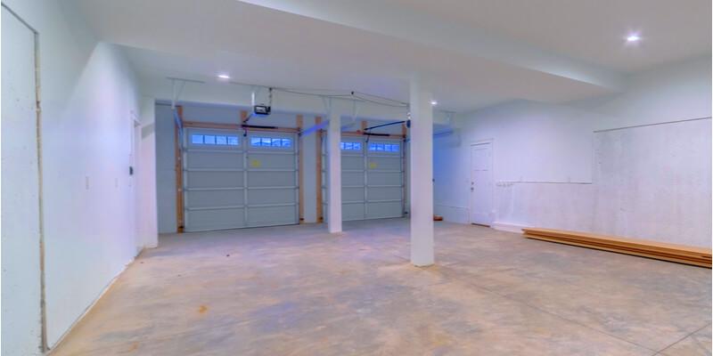 large glass garage doors - Ed Garage Door Repair Inc