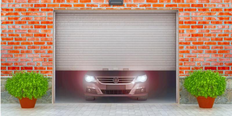 modern garage doors - Ed Garage Door Repair Inc