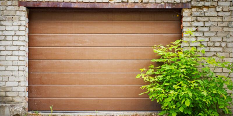 modern wood garage doors - Ed Garage Door Repair Inc