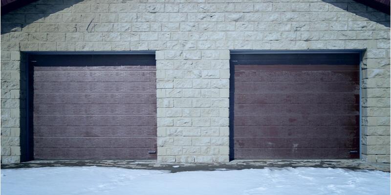rustic garage doors - Ed Garage Door Repair Inc
