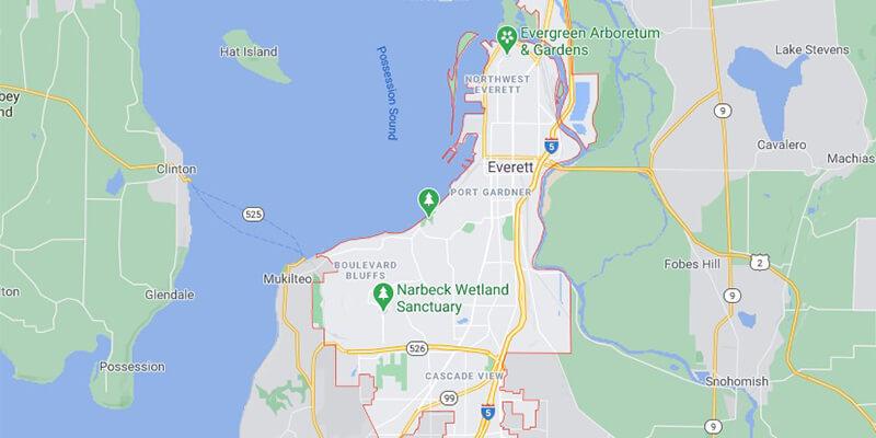 Everett Garage Door – Ed Garage Door Repair