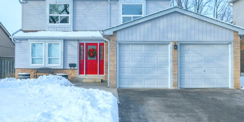 modern contemporary garage doors - Ed Garage Door Repair Inc