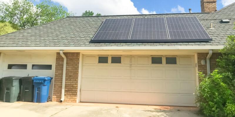 replace door panels - Ed Garage Door Repair Inc